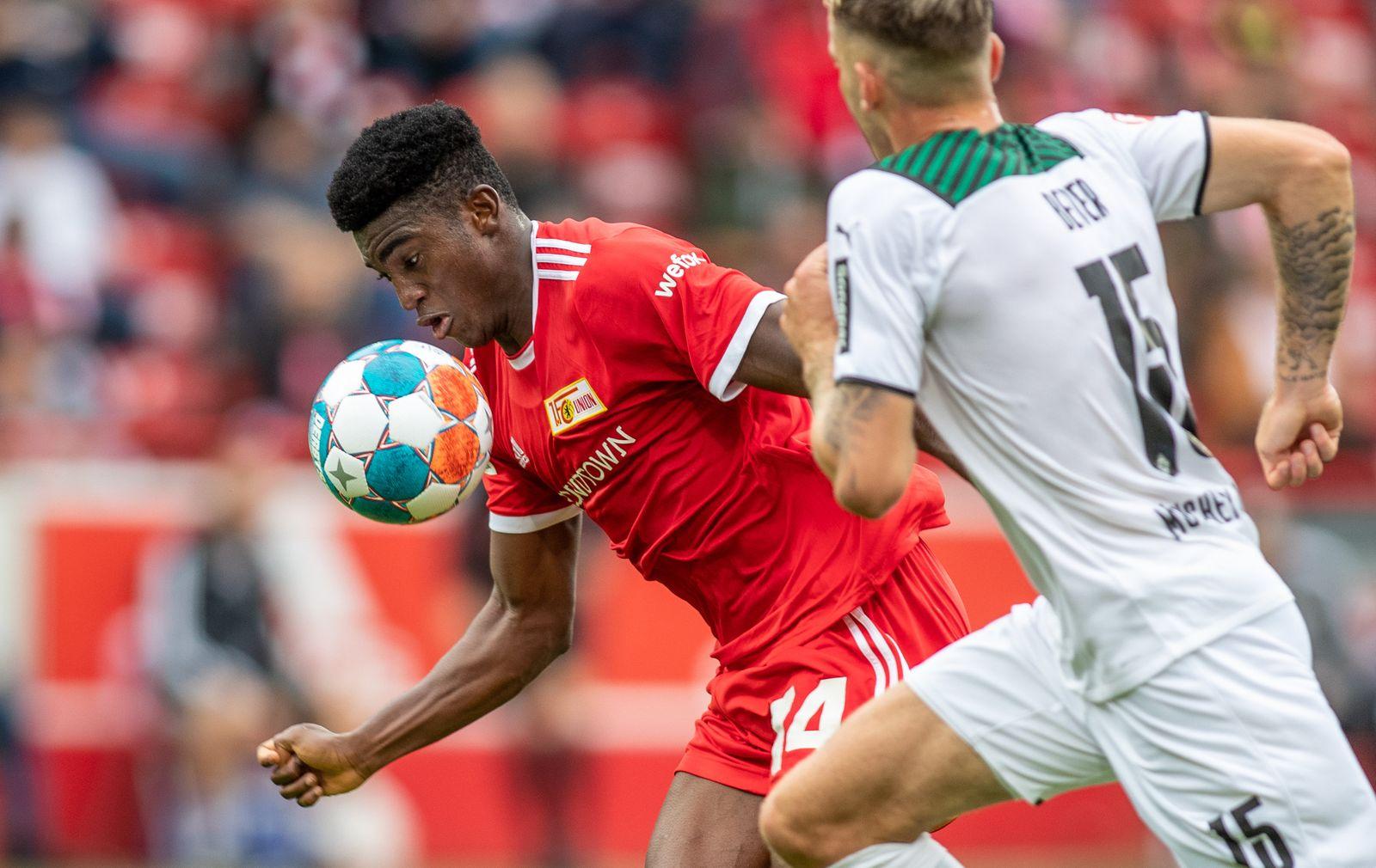 1. FC Union Berlin - Borussia Mönchengladbach