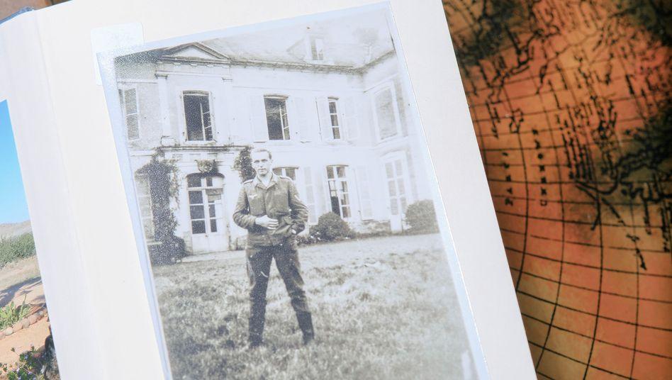 Auszug aus Wolf Schneiders Fotoalbum
