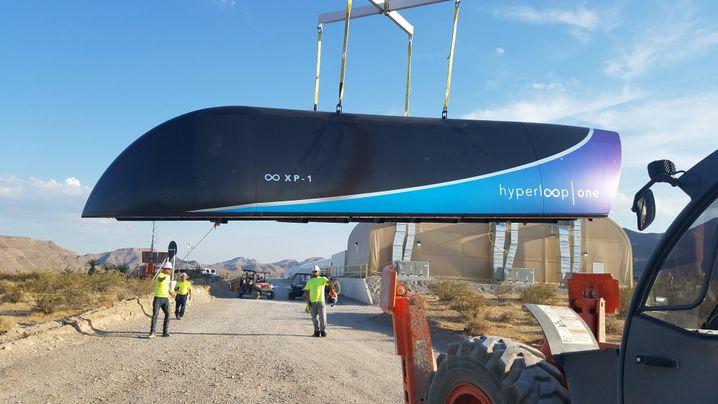 Hyperloop: Die revolutionäre Röhre