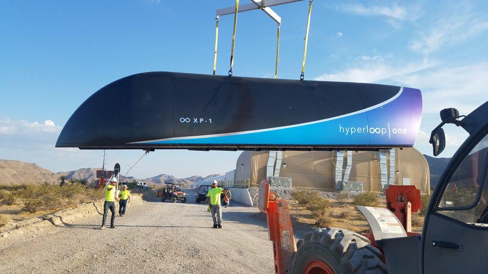 """""""Hyperloop"""": Ab in die Röhre!"""