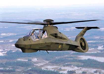 """US-Hubschrauber RAH-66 """"Comanche"""": Entwicklung eingestellt"""