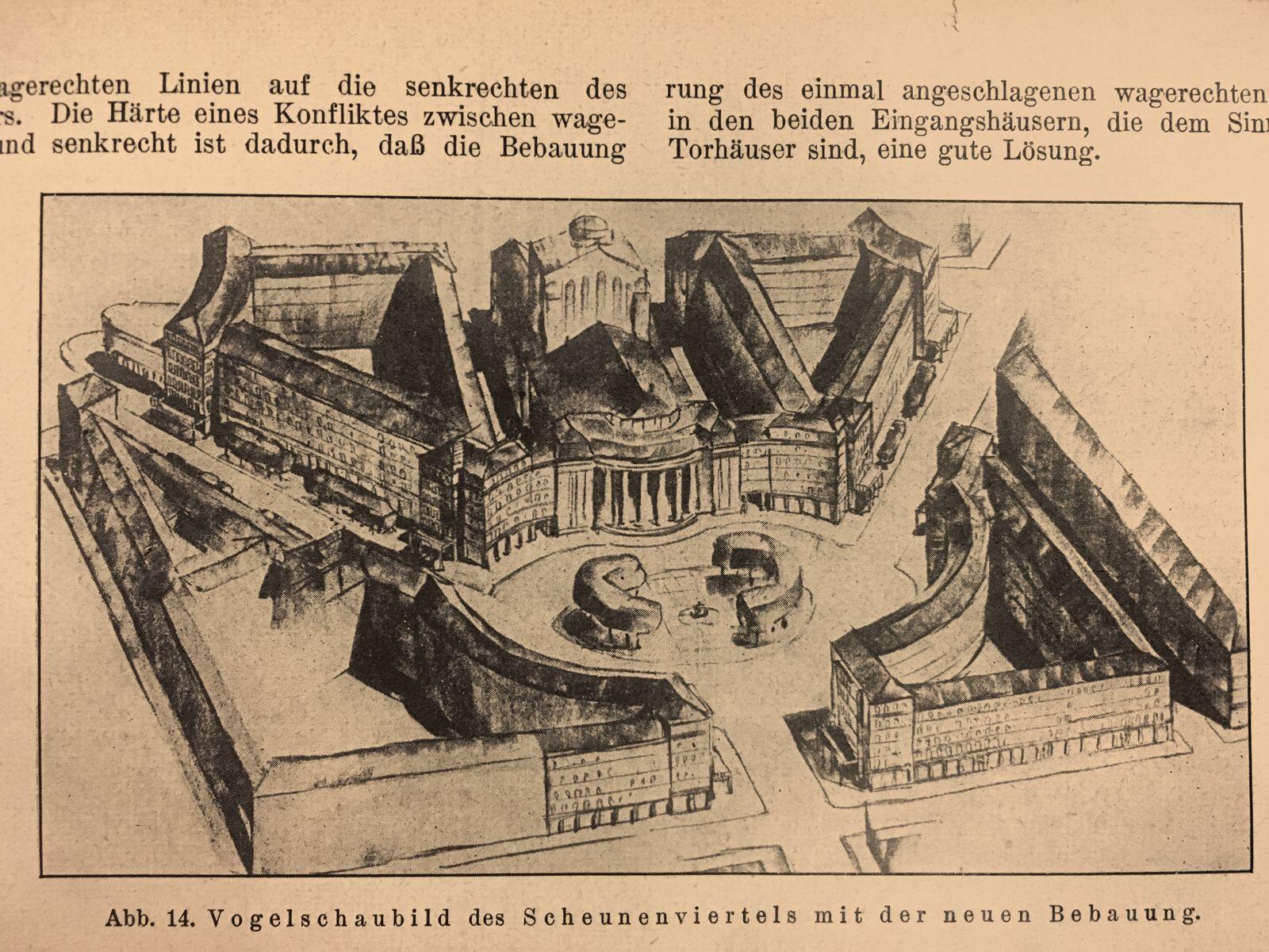 Buch/ Rainer Haubrich: Das Scheunenviertel