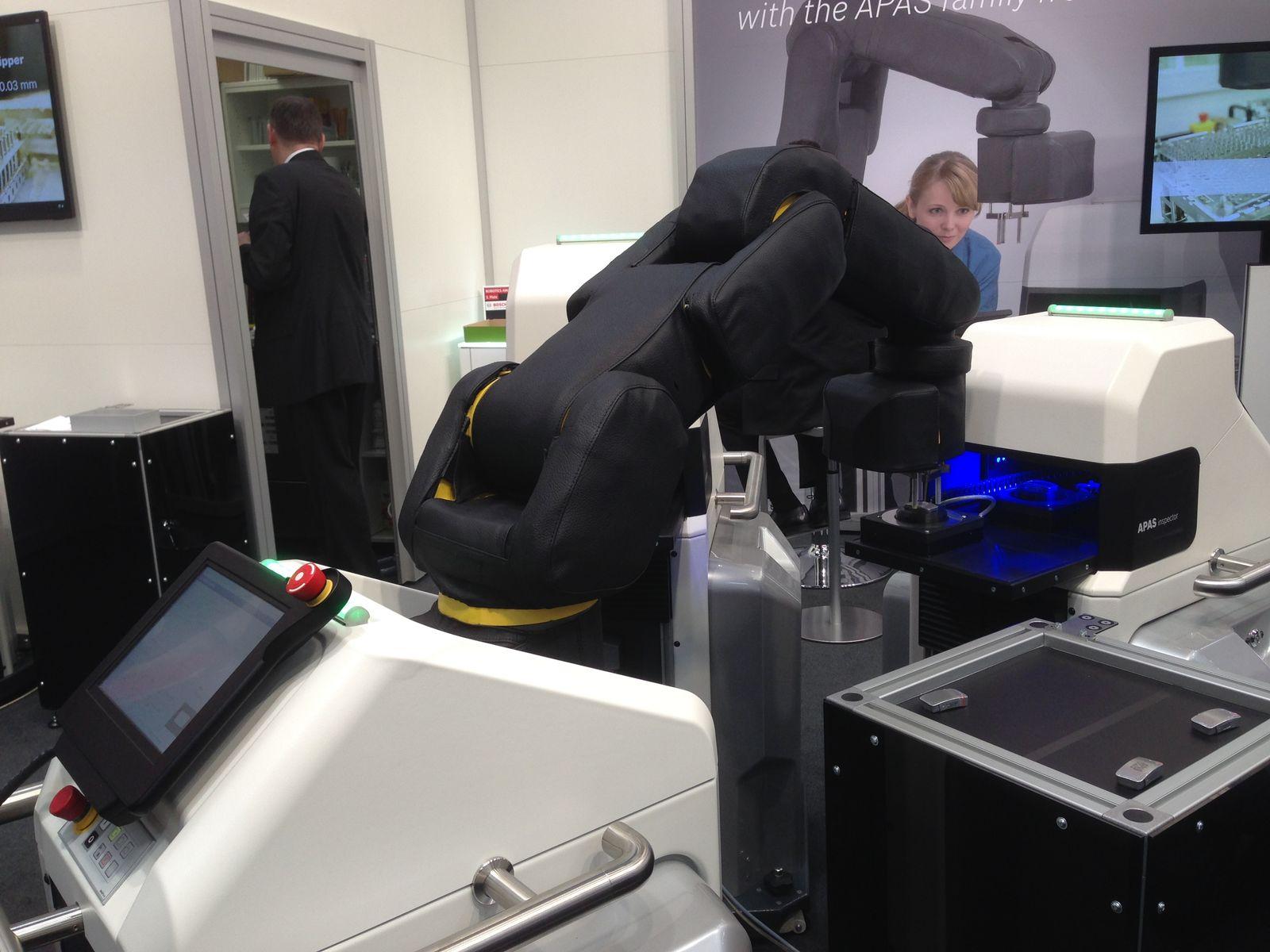 Roboter / Bosch Apas