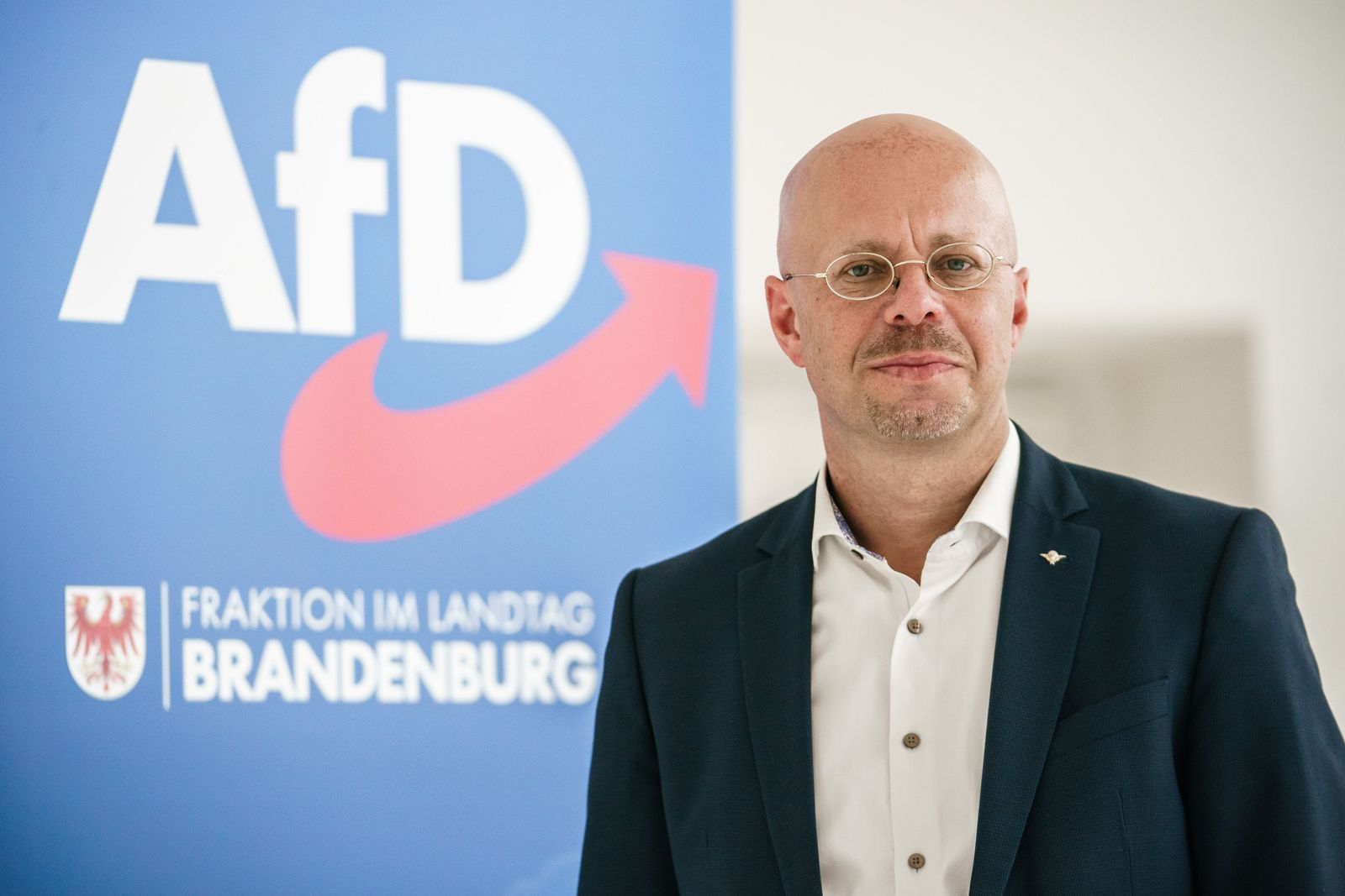 Brandenburg Office for the Protection of the Constitution put AfD regional association under observation,, Potsdam, Germany - 26 May 2020
