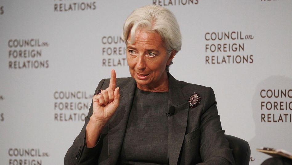 Dramatischer Appell: IWF-Chefin warnt USA vor Finanzkatastrophe