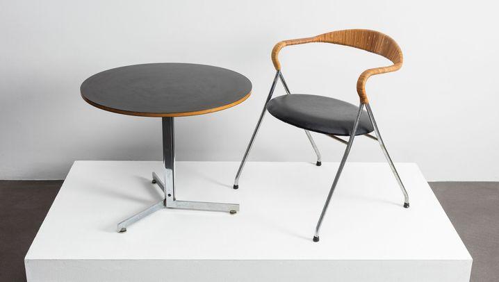 Produktdesigner Hans Eichenberger: Mehr als Möbel