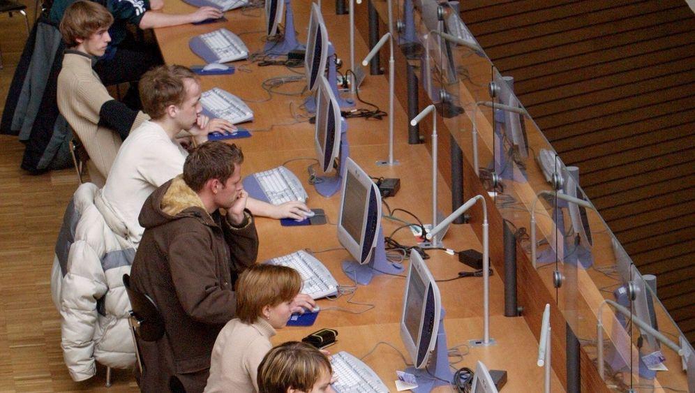Deutsche Hochschulen im Netz: Studium digitale