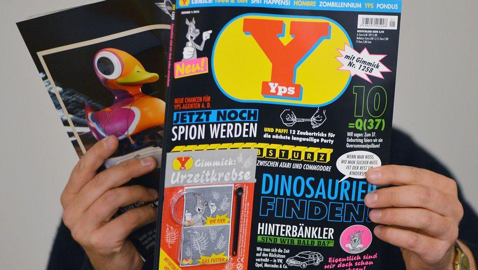 Yps für Erwachsene: Die Neuausgabe hat eine Auflage von 120.000 Exemplaren