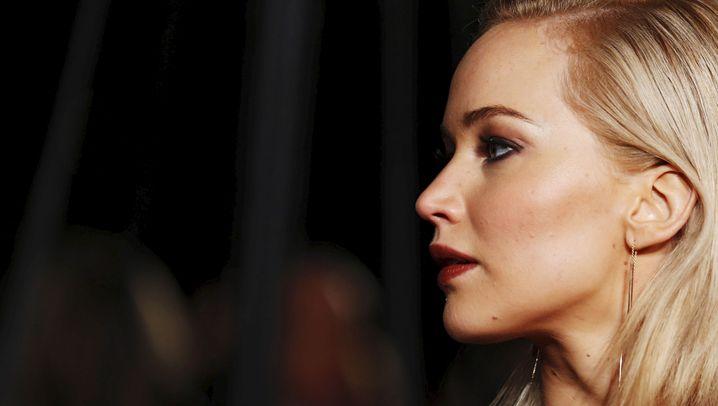 Jennifer Lawrence über ihre erste Nacktszene: Ein Blick