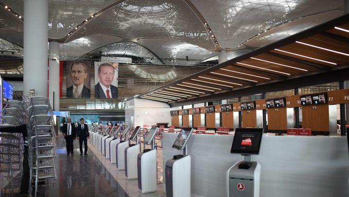 Fotostrecke: Der künftig größte Flughafen der Welt