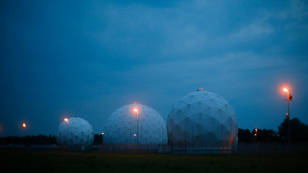 Photo Gallery: The NSA's German Presence
