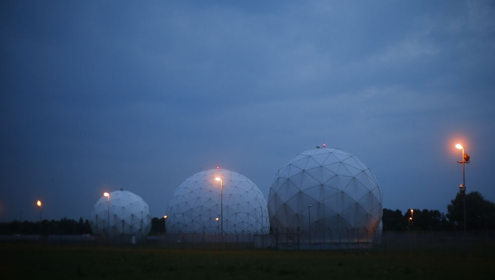 Photo Gallery: The NSA's German Presence
