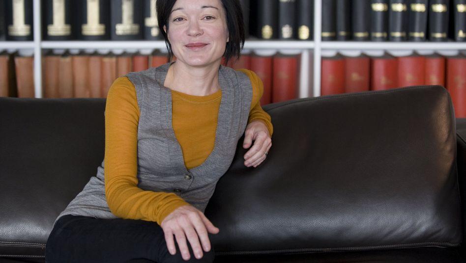 Wikipedia-Geschäftsführerin Sue Gardner (Archivbild): Will für offenes Internet kämpfen