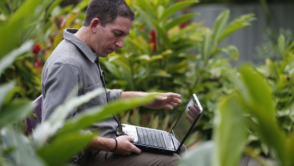 Journalist soll Hackern geholfen haben: Glenn Greenwald wegen Cyberkriminalität angeklagt