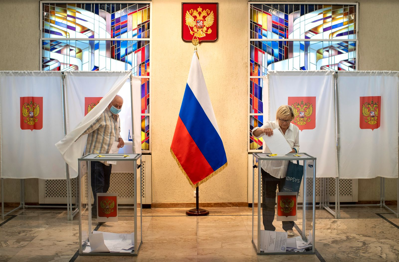 Lithuania Russia Vote