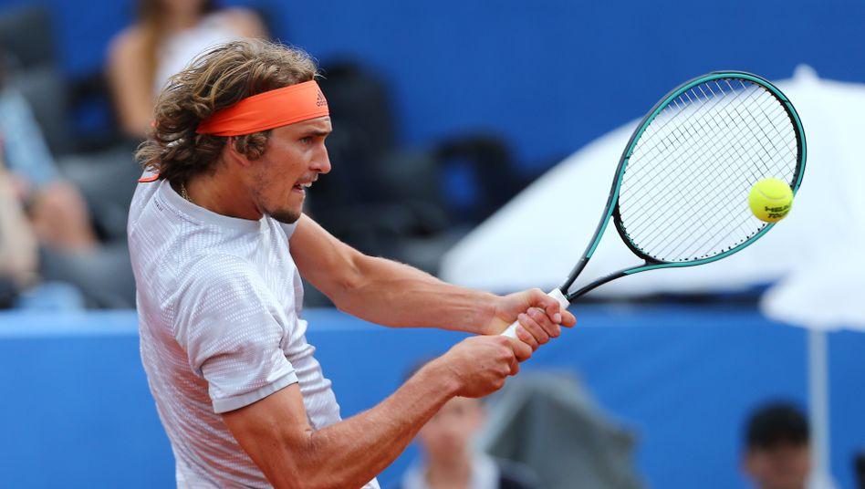 """""""Hat der Tennis-Szene einen Bärendienst erwiesen"""": Alexander Zverev"""