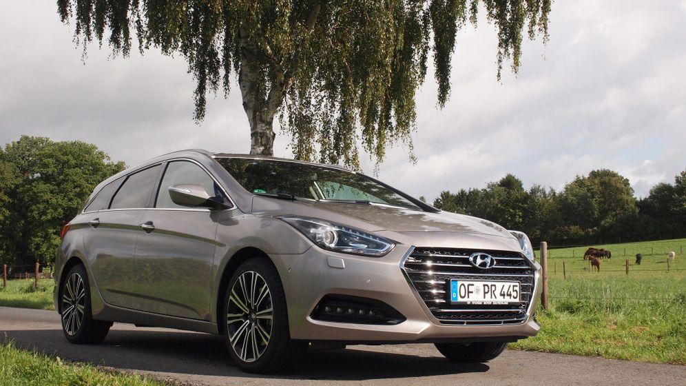 Hyundai i40 Kombi: Genug geeifert