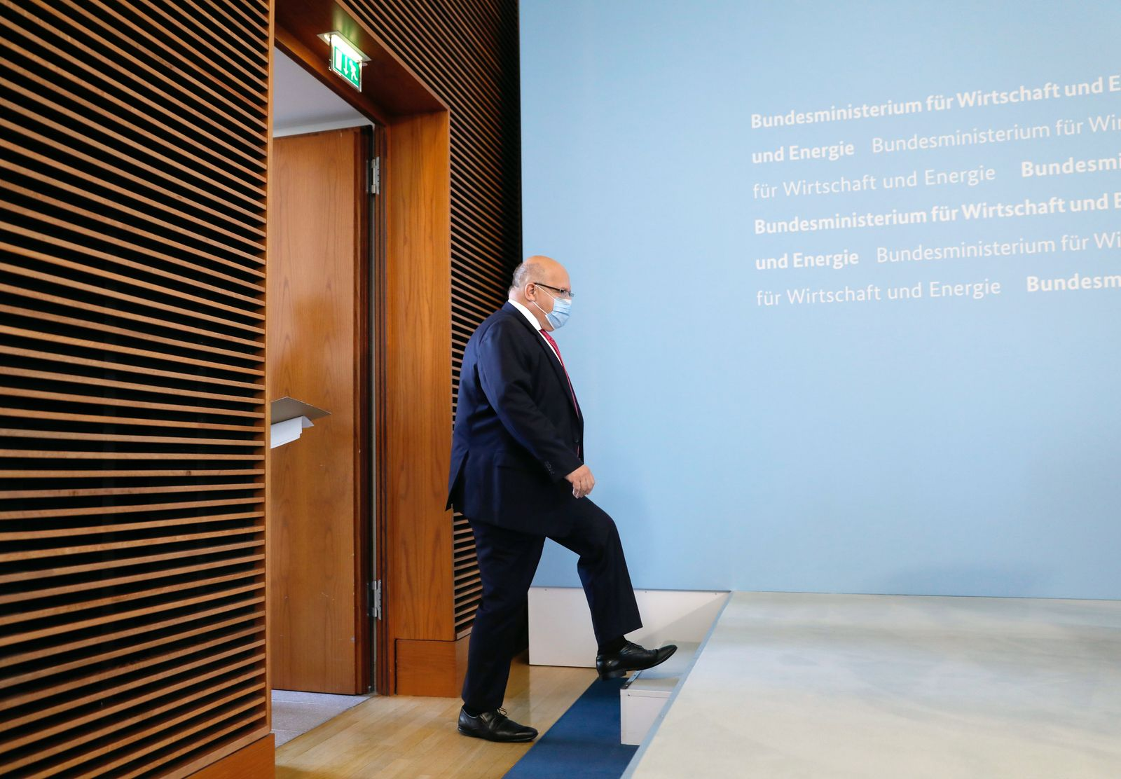 Statement Bundeswirtschaftsminister Altmaier