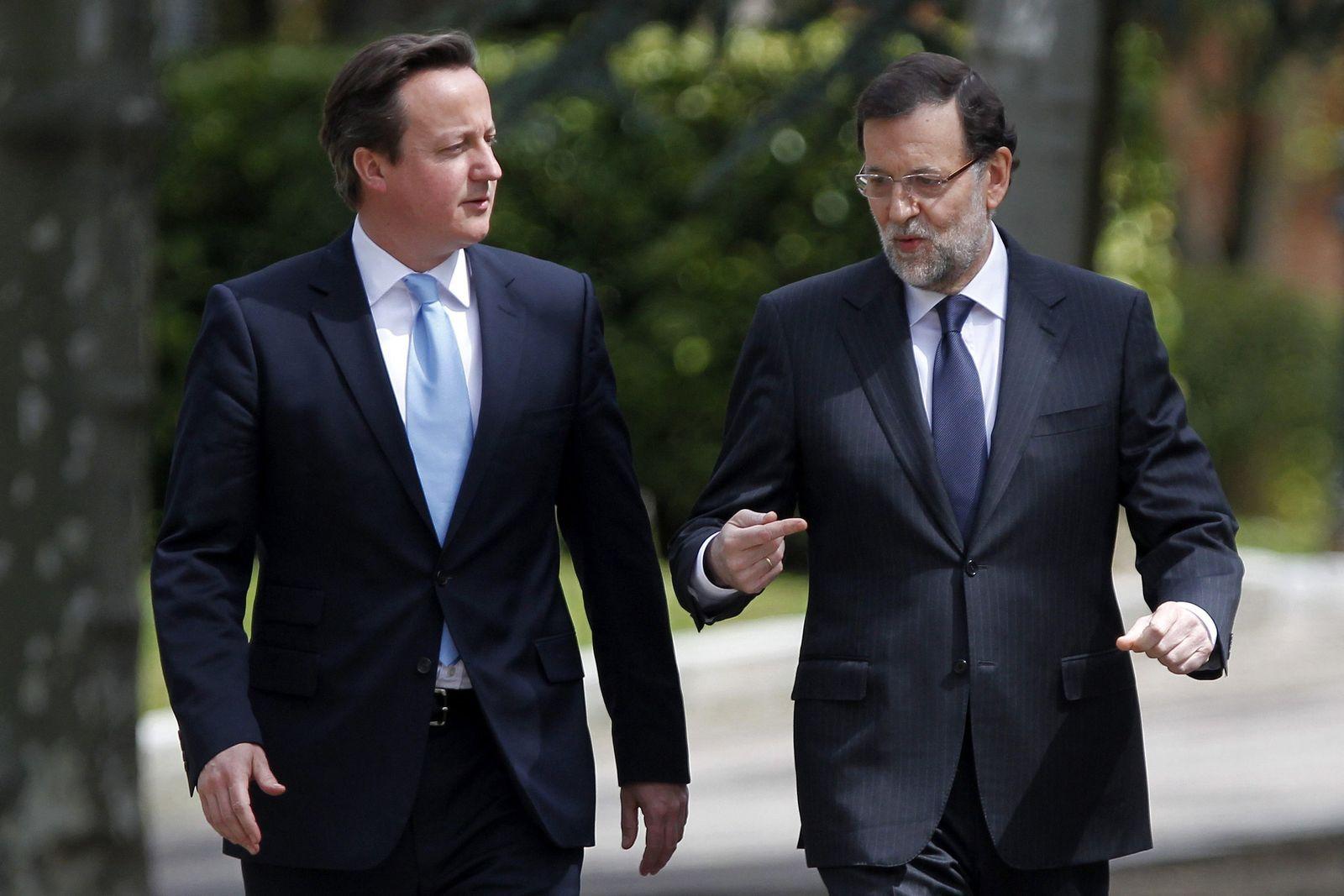 Cameron / Rajoy