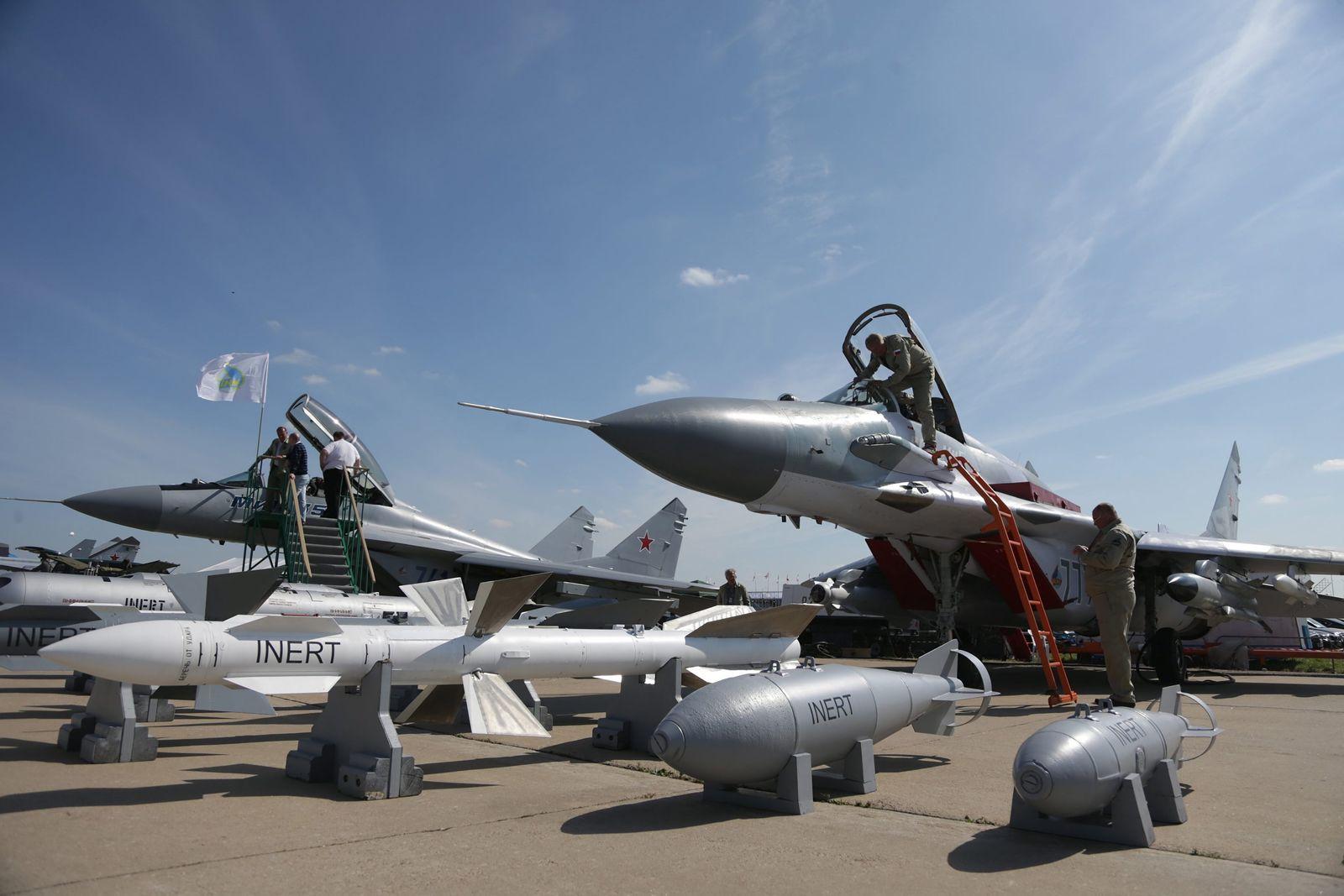 Russland Luftwaffe