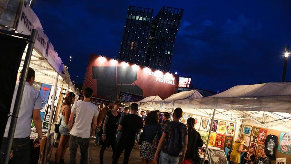 Reeperbahn-Festival in Hamburg