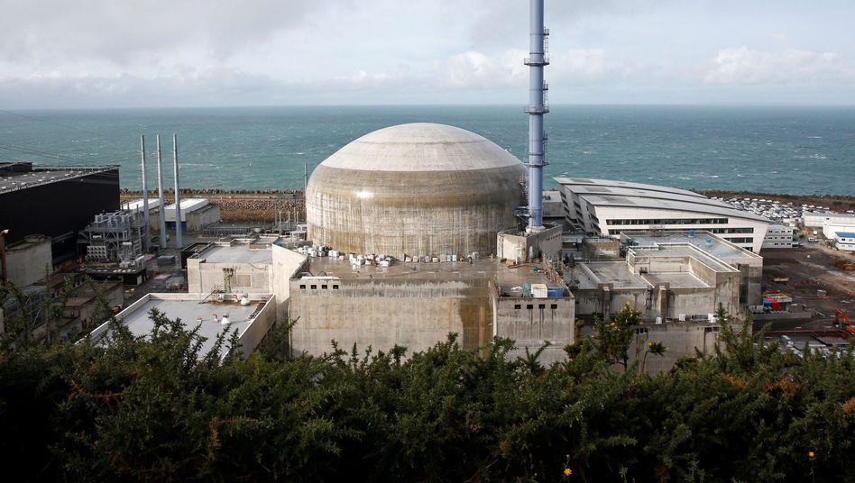 Französische EPR-Baustelle in Flamanville (Archivbild): Neue Reaktoren, egal wie?
