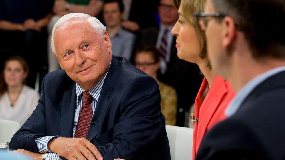 """Illner-Talk zu Griechenland: """"Ich gebe Ihnen recht!"""""""