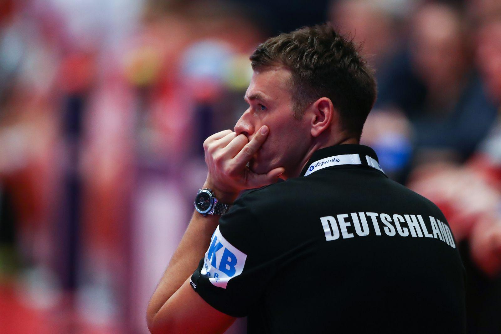 Austria v Germany: Group I - Men's EHF EURO 2020