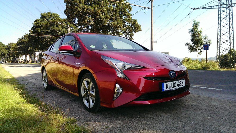 Toyotas Zukunftsstrategie: Stromlos in die Zukunft