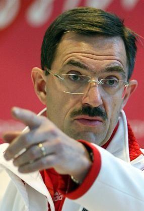 """NOK-Präsident Steinbach: """"Probleme, die nicht gelöst werden können"""""""