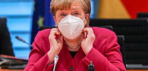 Corona: Angela Merkel äußert sich nach Gipfel - Livestream
