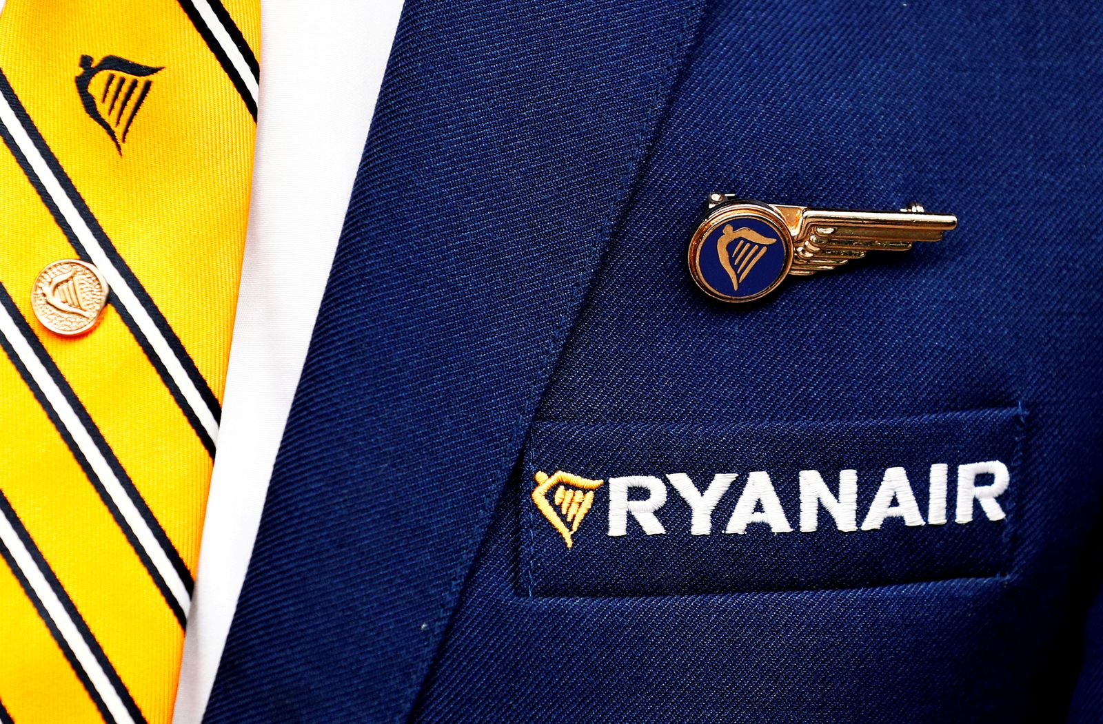 RYANAIR-PILOTS/GERMANY