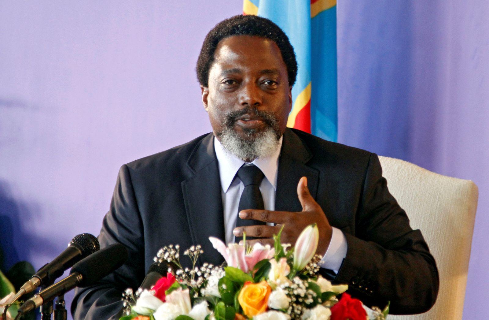 DR Kongo/ Kabila