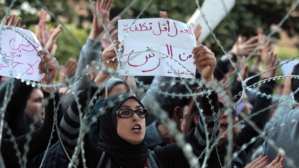 Photo Gallery: Safeguarding Tunisia's Secular Tradition