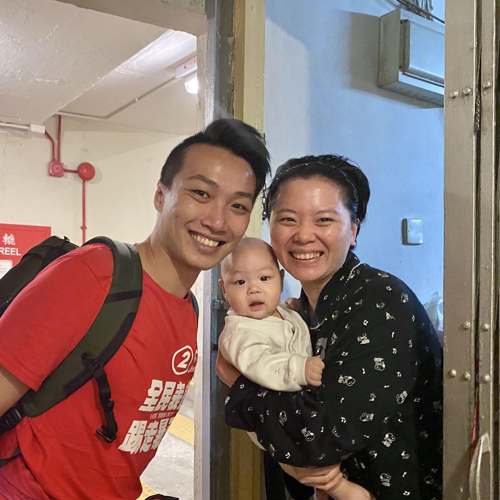 Jimmy Sham/ League of Social Democrats/ Hong Kong