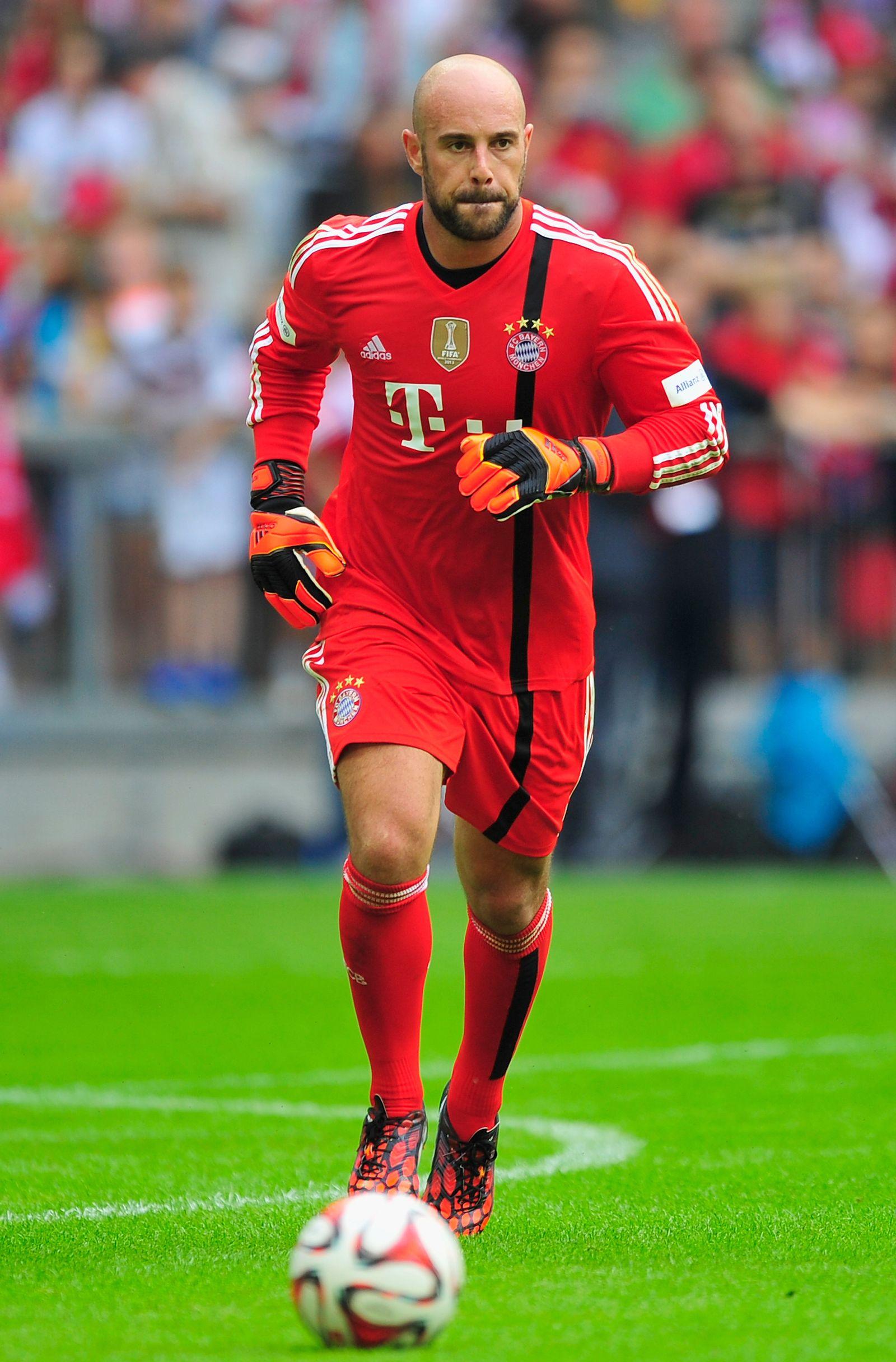 FC Bayern München/ Saison 2014/15/ Pepe Reina