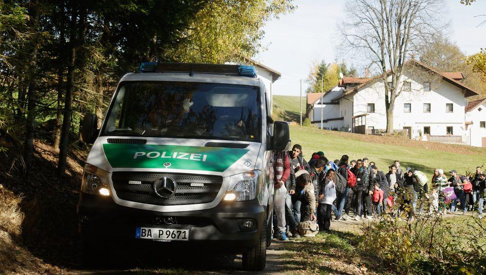 Flüchtlinge in Niederbayern: Keine Festung, sondern selbstbewusste Republik