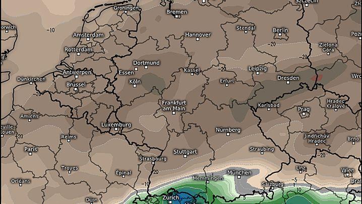 Kachelmann - die Wetterkolumne: Schaubilder für die kommenden sieben Monate