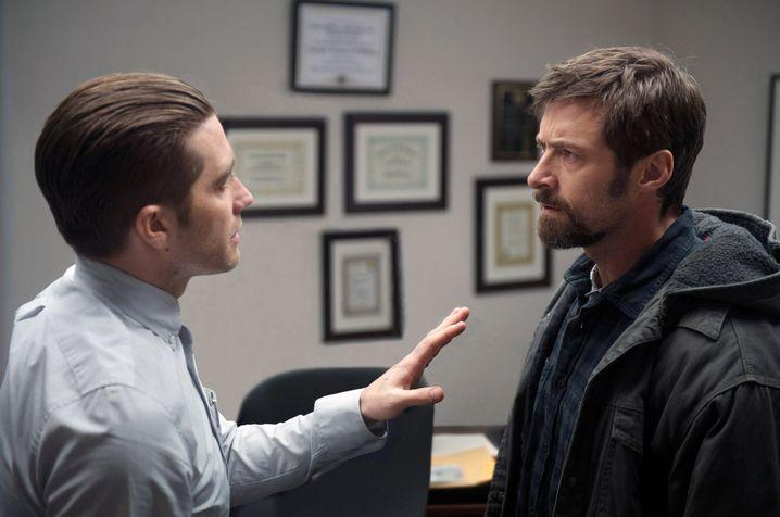 Vater Hugh Jackman und Detektiv Jake Gyllenhaal jagen den Kindesentführer