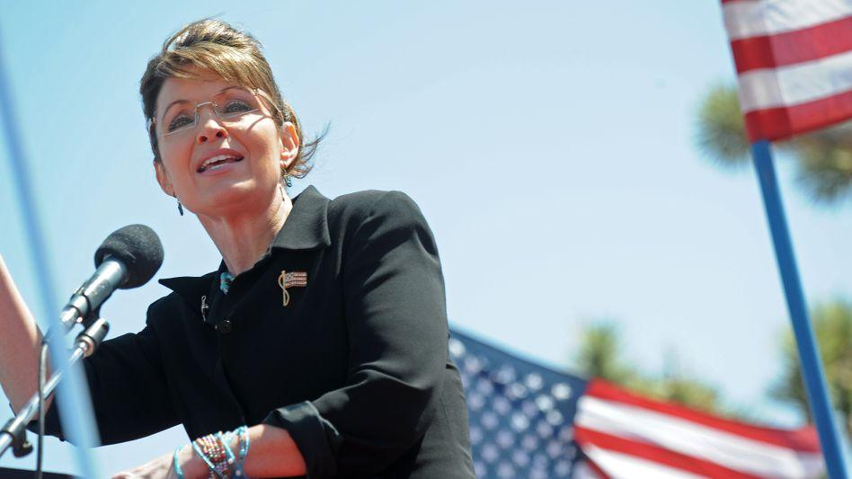 """Sarah Palin: """"Akte von monströser Kriminalität"""""""
