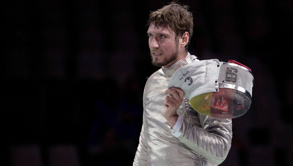 Athleten Deutschland um Fechter Max Hartung gehört zu den Auftraggebern der Studie