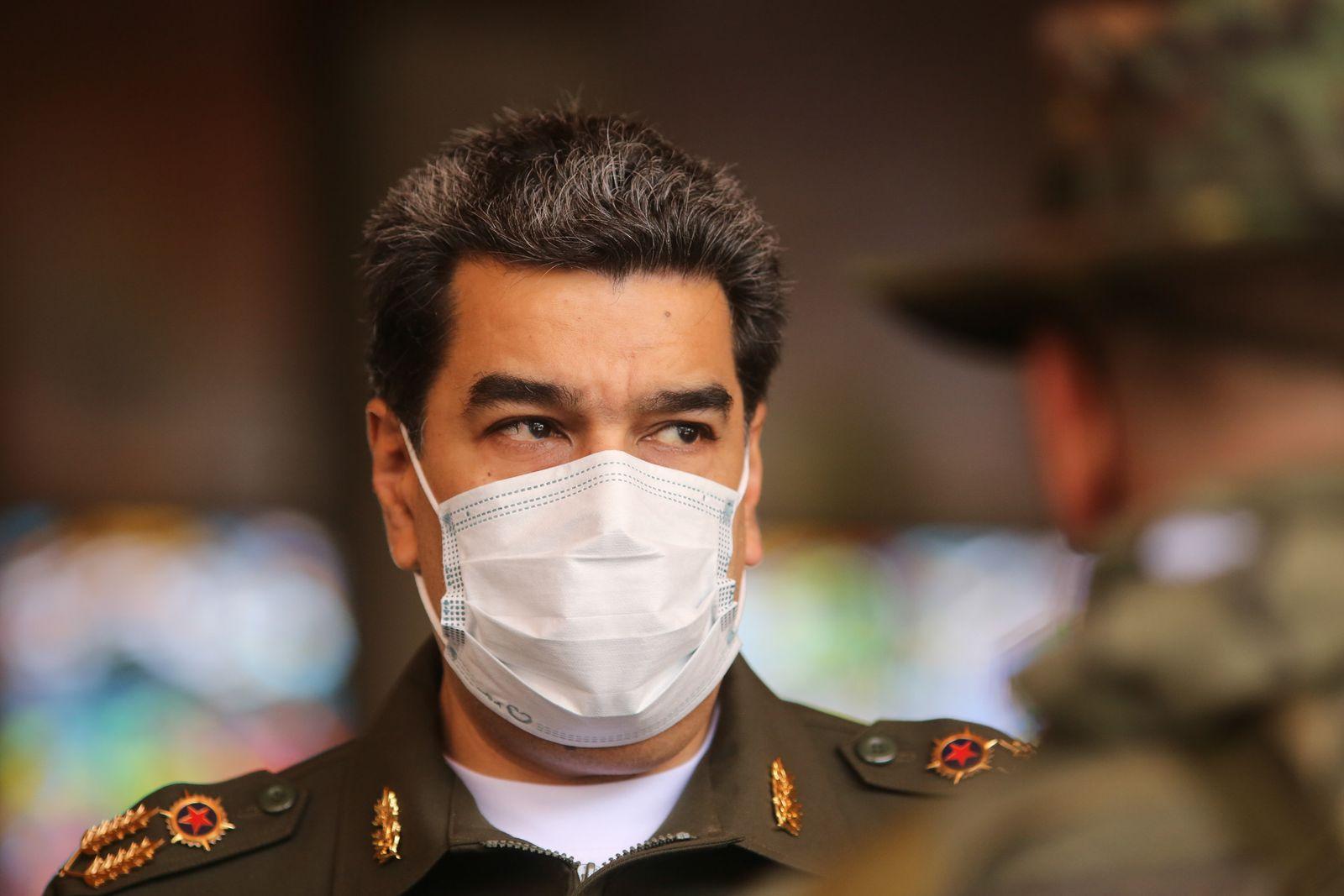 Jubiläum des venezolanischen Einsatzführungskommandos