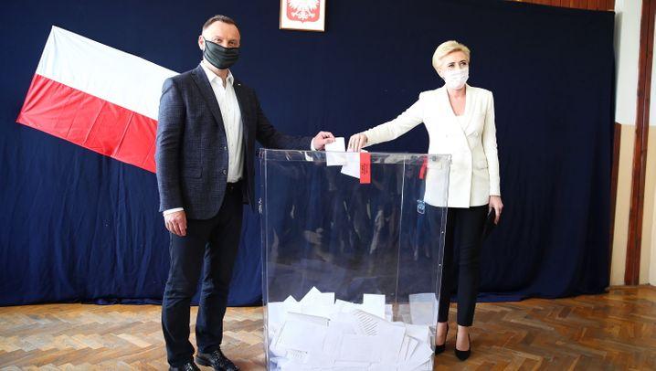 Wahl in Polen: Wer wird der nächste Präsident?