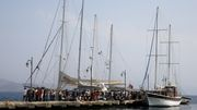 119 Flüchtlinge an Bord