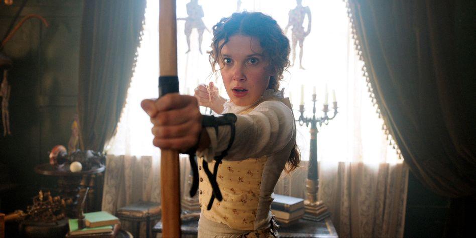 "Millie Bobby Brown in ""Enola Holmes"": Das Patriarchat im Visier"