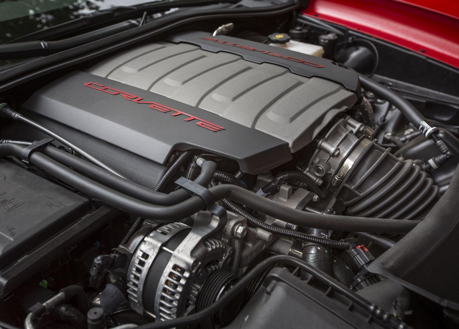 SPERRFRIST 2014 Chevrolet Corvette Stingray