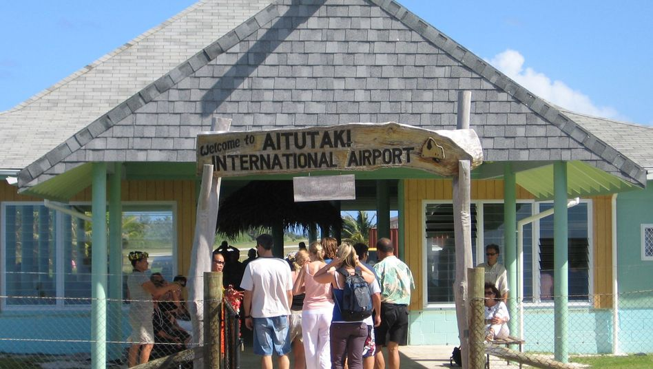 Flughafen auf Aitutaki: 116.000 Euro bei erstem Bankraub gestohlen