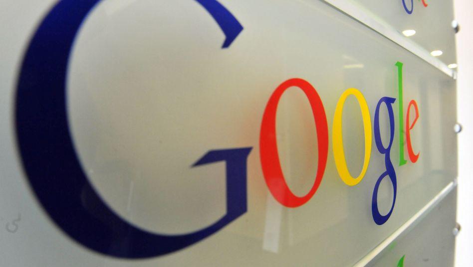 Google-Logo: Der Konzern prescht bei der Arbeit an Robotern vor