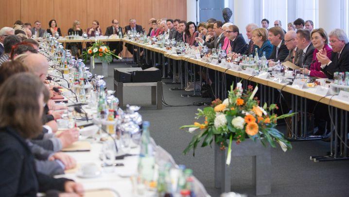 Schwarz-rote Mammutgespräche: Das sind die Verhandlungsführer