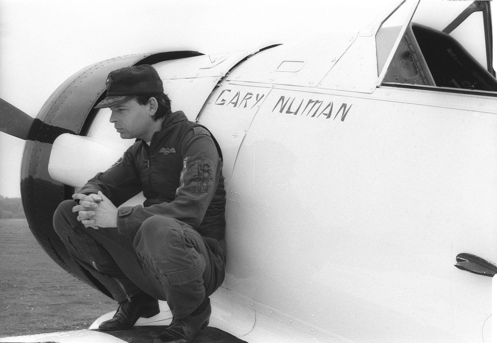 Gary Numan The Pilot